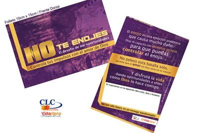 No Te Enojes / Serie Tratados CLC