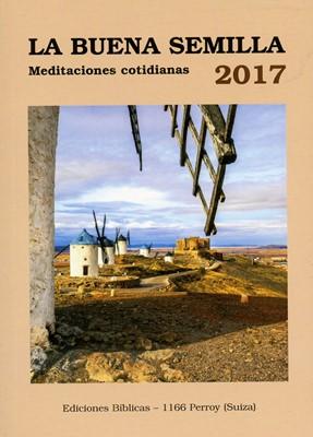 Calendario libro La buena semilla 2017