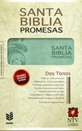 Biblia de promesas floral
