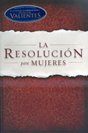 La resolución para mujeres