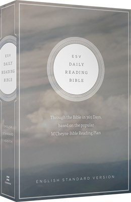 ePub-ESV Daily Reading Bible: Through the Bible in 365 Days, based on the popular M'Cheyne Bible Reading Plan (eBook)