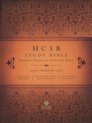 HCSB Study Bible (eBook)