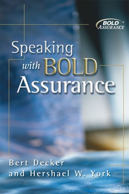 Speaking with Bold Assurance (eBook)