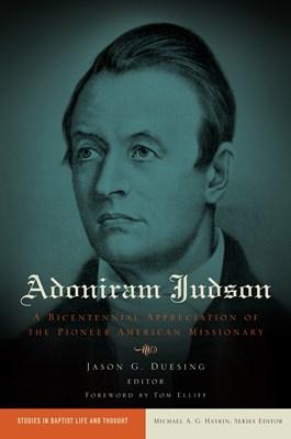 Adoniram Judson (eBook)