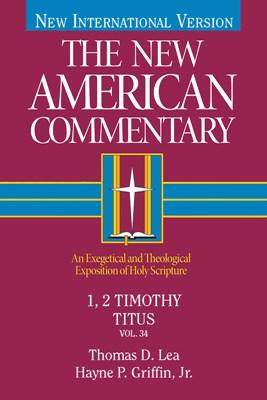1, 2 Timothy, Titus (eBook)