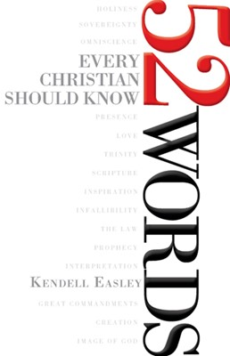 52 Words Every Christian Should Know (eBook)