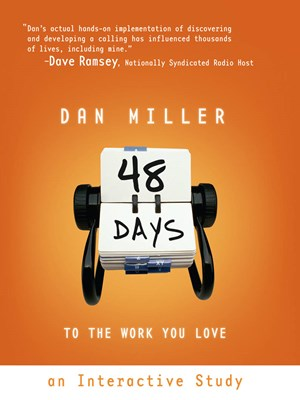 48 Days to the Work You Love: An Interactive Study (eBook)