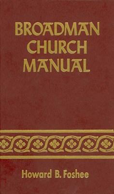Broadman Church Manual (eBook)