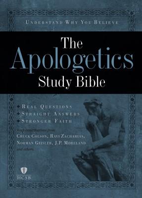 The Apologetics Study Bible (eBook)