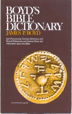 Boyd's Bible Dictionary (eBook)