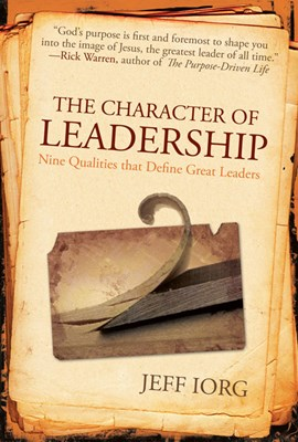The Character of Leadership (eBook)