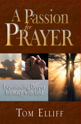 A Passion for Prayer (eBook)