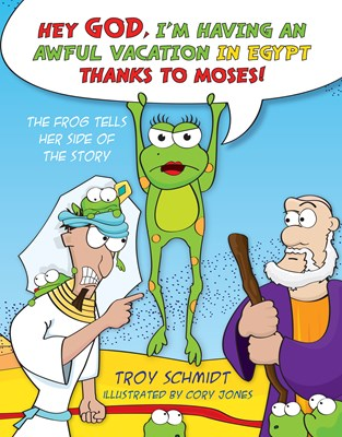 The Frog Tells Her Side of the Story (eBook)