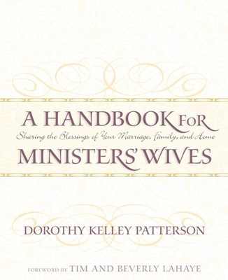 A Handbook for Minister's Wives (eBook)