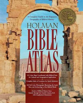 Holman Bible Atlas (eBook)