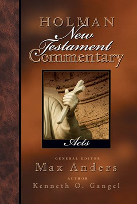 Holman New Testament Commentary - Acts (eBook)