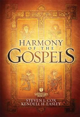 HCSB Harmony of the Gospels (eBook)