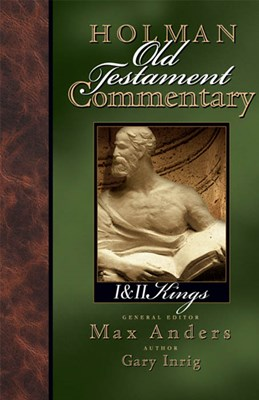 Holman Old Testament Commentary - 1 & 2 Kings (eBook)