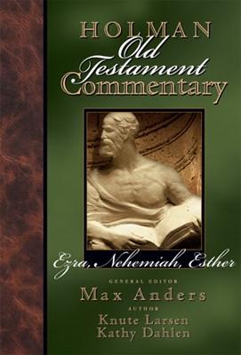 Holman Old Testament Commentary - Ezra, Nehemiah, Esther (eBook)