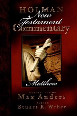Holman New Testament Commentary - Matthew (eBook)