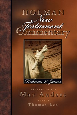 Holman New Testament Commentary - Hebrews & James (eBook)