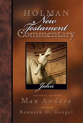 Holman New Testament Commentary - John (eBook)