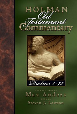 Holman Old Testament Commentary - Psalms (eBook)