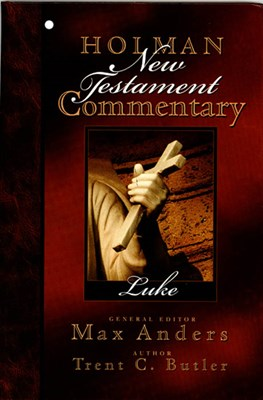 Holman New Testament Commentary - Luke (eBook)