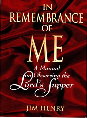 In Remembrance of Me (eBook)