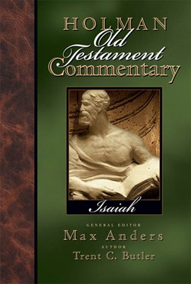 Holman Old Testament Commentary - Isaiah (eBook)