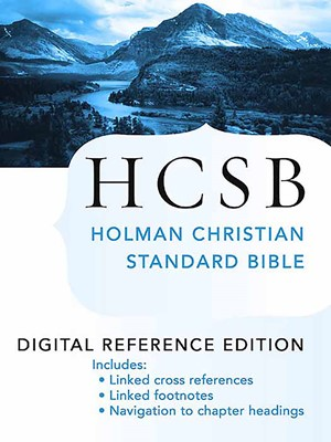 The Holy Bible: HCSB Digital Reference Edition (eBook)