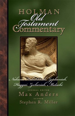 Holman Old Testament Commenatry - Nahum-Malachi (eBook)