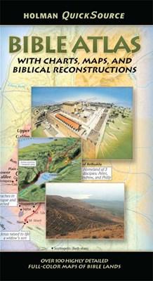 Holman QuickSource Bible Atlas (eBook)