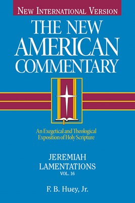 Jeremiah, Lamentations (eBook)