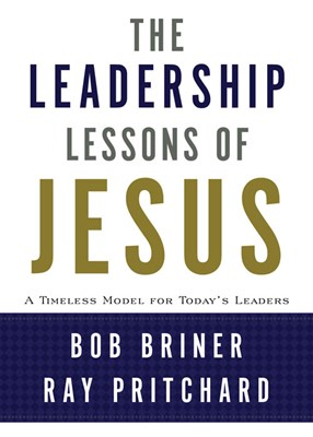 The Leadership Lessons of Jesus (eBook)