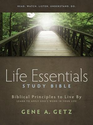 Life Essentials Study Bible (eBook)