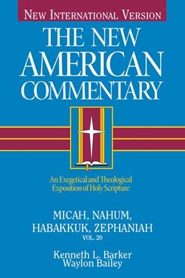 Micah, Nahum, Habakkuh, Zephaniah (eBook)