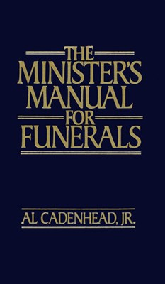 The Minister's Manual for Funerals (eBook)