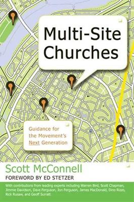 Multi-Site Churches (eBook)
