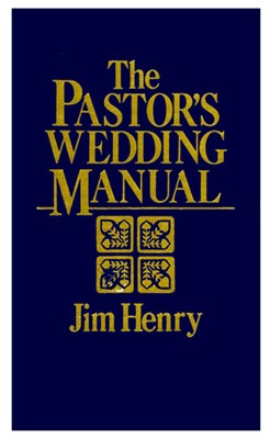 The Pastor's Wedding Manual (eBook)