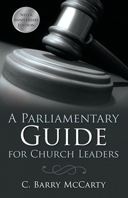 A Parliamentary Guide for Church Leaders (eBook)