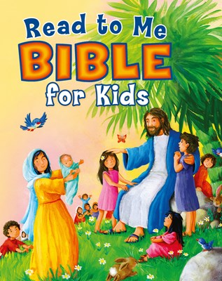 Read to Me Bible for Kids (eBook)