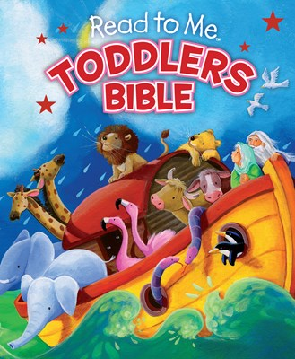 Read to Me Toddlers Bible (eBook)