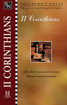 Shepherd's Notes: 2 Corinthians (eBook)