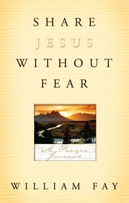 Share Jesus Without Fear Journal (eBook)