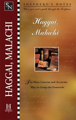 Shepherd's Notes: Haggai/Malachi (eBook)