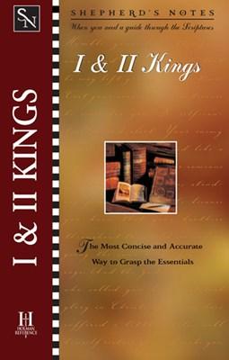 Shepherd's Notes: I & II Kings (eBook)