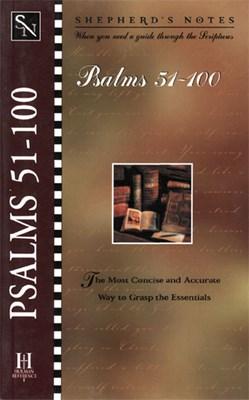 Shepherd's Notes: Psalms 51-100 (eBook)
