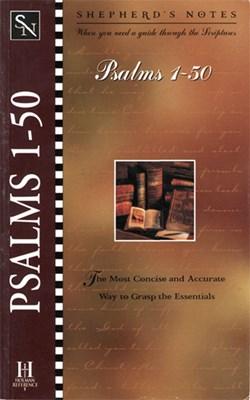 Shepherd's Notes: Psalms 1-50 (eBook)
