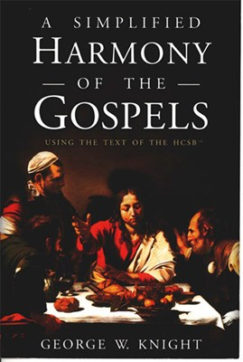 A Simplified Harmony of the Gospels (eBook)